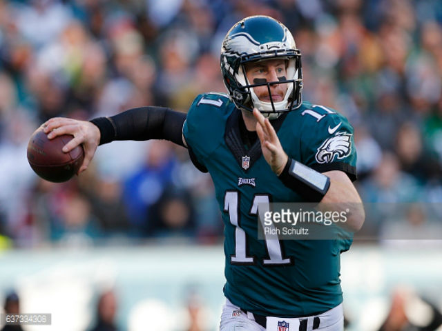 2017 Fantasy Football Breakout Candidate Carson Wentz Goingfor2 Com