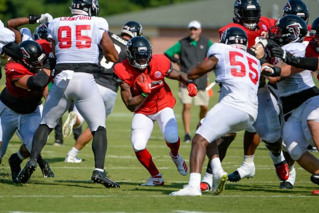 DFS NFL Draftkings Preseason Showdown Lineup Advice (HoF Game)