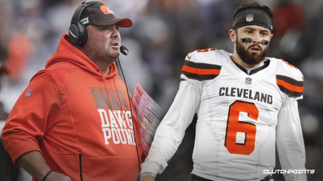 Pressure on Mayfield and Kitchens in Cleveland