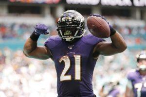 Yahoo NFL DFS Week 6
