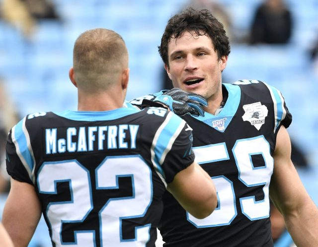 AFC–NFC Pro Bowl : McCaffrey's First Time